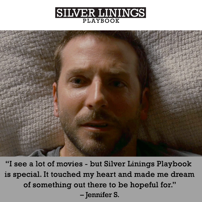 Silver Linings Playbook Solo En Cines