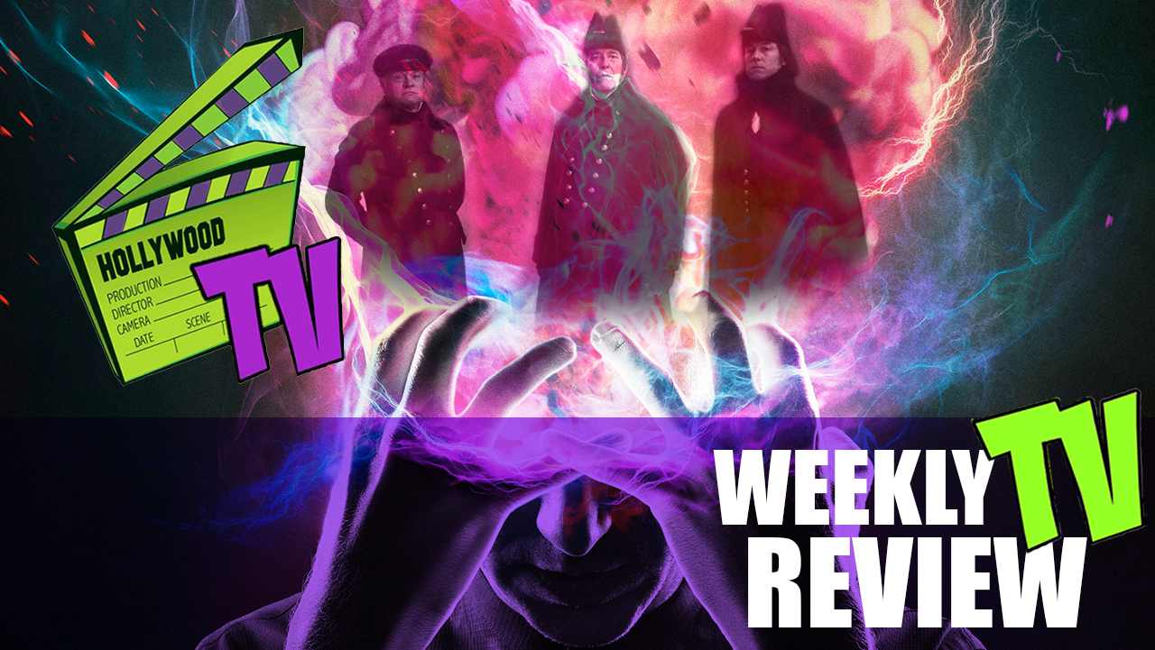 WEEKLY TV REVIEW- LEGION & THE TERROR (PODCAST)